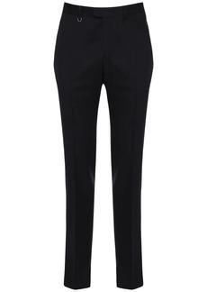 Zegna 17.5cm Stretch Wool Pants