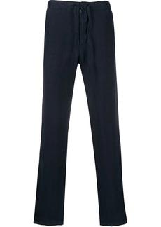 Zegna drawstring-waist straight-leg trousers