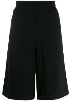 Zegna drop-crotch track pants
