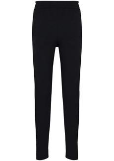 Zegna side-stripe track pants