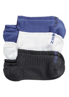 Women's Zella 3-Pack Low Training Socks