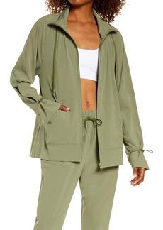Zella Explore Stand Collar Jacket