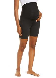 Zella Mamsana Maternity Bike Shorts