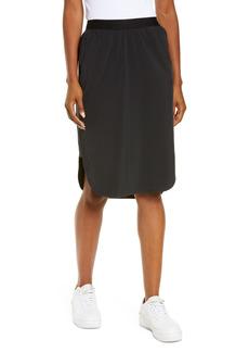 Zella Pursuit Woven Pull-On Skirt