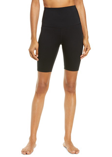 Zella Renew Performance Ultra High Waist Bike Shorts