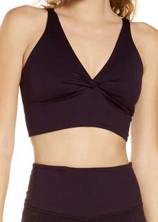 Zella Twist Around Recycled Sports Bra