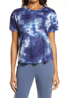 Zella Washed Tie Dye Studio T-Shirt