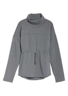 Zella Women's Amazing Cinch Waist Pullover