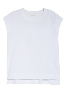 Zella Women's Pursuit Cap Sleeve T-Shirt