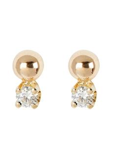 Zoë Chicco Diamond Stud Earrings
