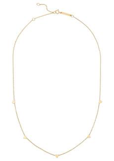 Zoë Chicco Itty Bitty Symbols Heart Necklace
