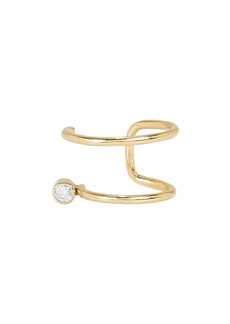 Zoë Chicco Single Diamond Ear Cuff