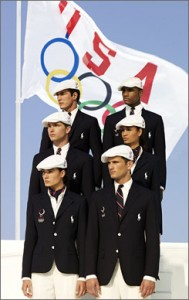 Olympic Fashion - Ralph Lauren Style