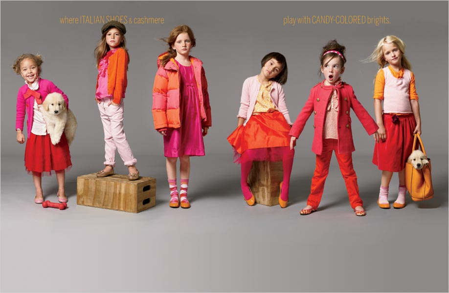 J. Crew Kids - Somebody Give Them a Hug