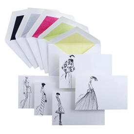 Giles Deacon Stationery - Delightful!