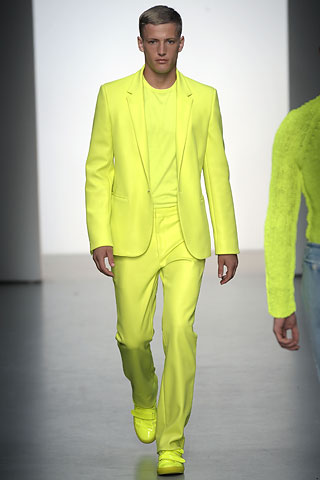 Bright Future for Men's Spring Fashion