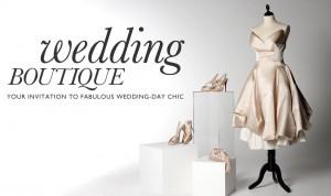 Net-a-Porter Launches Online Wedding Boutique