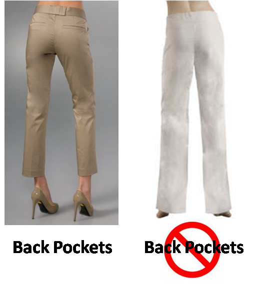 Back Pockets: Use 'Em or Lose 'Em?