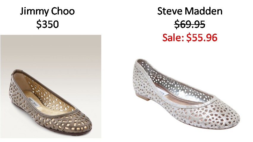 Jimmy Choo vs. Steve Madden