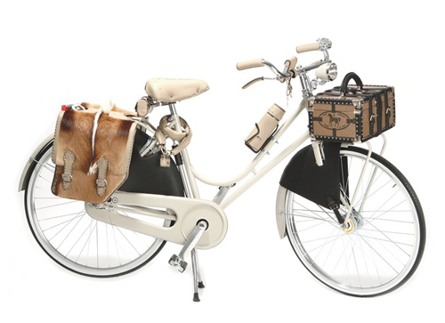 Are bikes the new black? Ask Fendi, B. Spoke Tailor, and TopShop!
