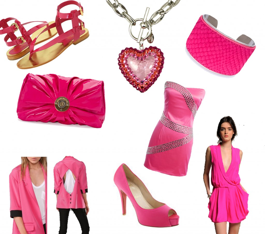 hot-pink-collage