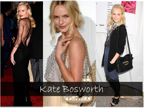 Our Celebrity Style Icons: Kate Bosworth, Kate Hudson, Mischa Barton, Zoe Kravitz
