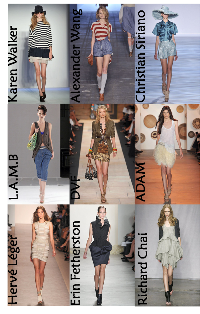 Fashion Week Rundown - Styles We're Swooning Over!