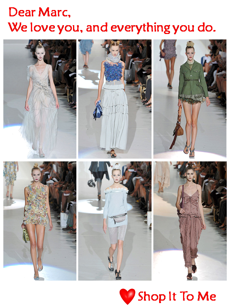 NY Fashion Week - Marc Jacobs Spring 2010