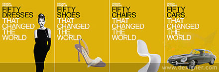 On The Reading List -- 50 Shoes/50 Dresses That Changed The World!