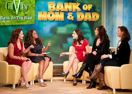 "Q+A with Farnoosh Torabi, from New Show ""Bank Of Mom And Dad"""