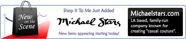 We've added MichaelStars.com and WhiteHouseBlackMarket.com!