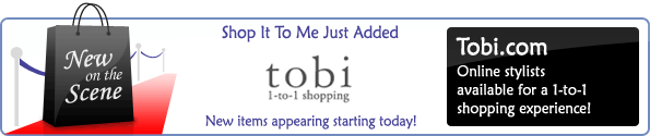 Welcome back, Tobi.com!