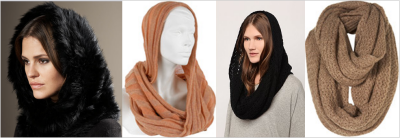 Stay warm with a Snood this Season!