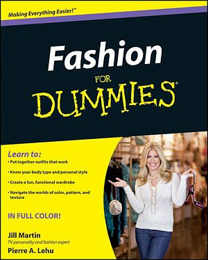"We're Giving Away ""Fashion For Dummies""!"