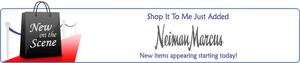 New On The Scene: NeimanMarcus.com