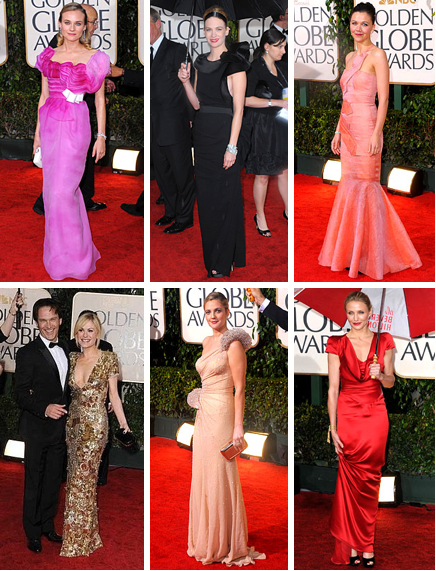 A Few of Our Favorites from the Golden Globes!