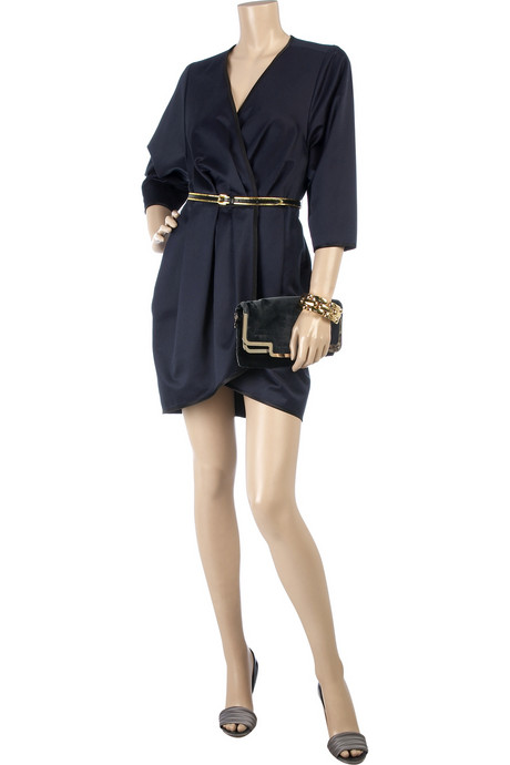 Deal of the Day: Marc Jacobs Belted Satin Tulip Dress