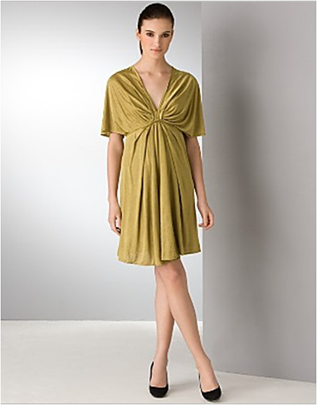 Deal of the Day: BCBG Draped Jersey Dress