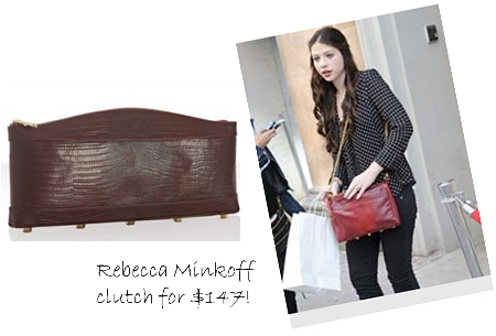 Deal of the Day: Rebecca Minkoff Clutch for $147
