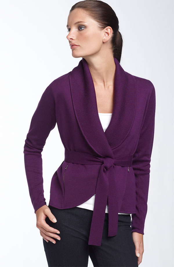 Deal of the Day: BCBGMAXAZRIA Ponte Knit Sweater Jacket