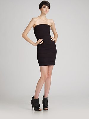 Juicy-Couture-bandage-dress