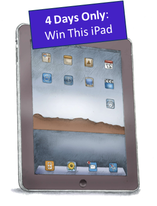 Win the New Apple iPad in Celebration of Shop It To Me UK!