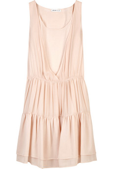 Deal of the Day: See by Chloé Tiered silk sleeveless dress