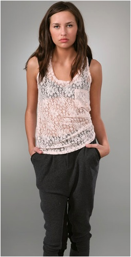 Deal of the Day: Splendid Lace Tank for $32.90
