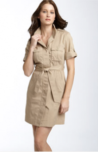 MICHAEL<em>Michael</em>Kors<em>Safari</em>Dress