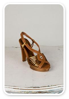 hollywould platform sandal