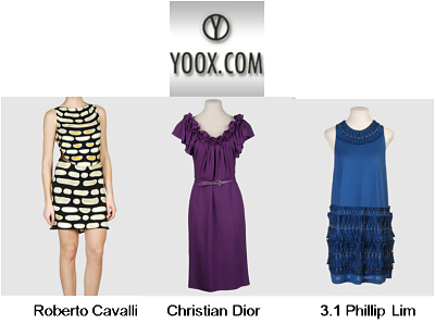 New Retailers On Board: Yoox, Anne Klein, J.Jill