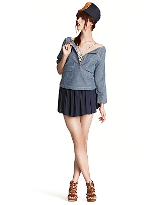 Deal of the Day: Rachel Comey Chambray Pocket Shirt
