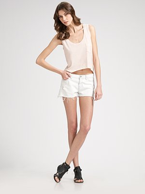 Deal of the Day: LNA Cropped Back Tail Tank