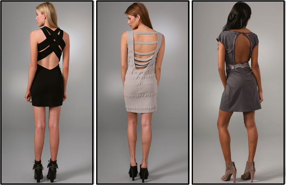 Deal of the Day: Open Back Dresses!